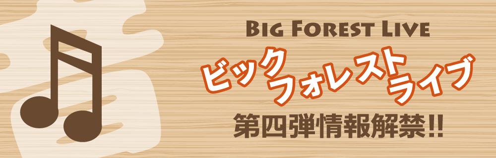 BIG FOREST LIVE